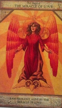 Miracle of Love Angel Card