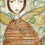 Embrace Change Wall — Kelly Rae Roberts