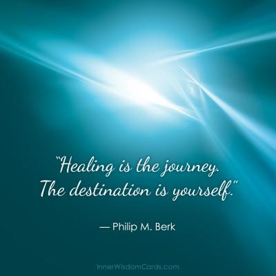 Inner Wisdom Cards: Healing